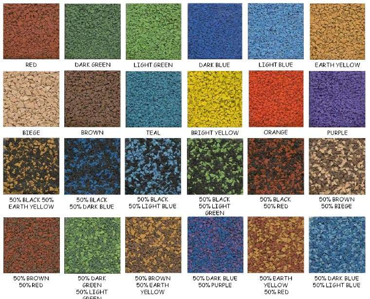 resin bound driveway colours