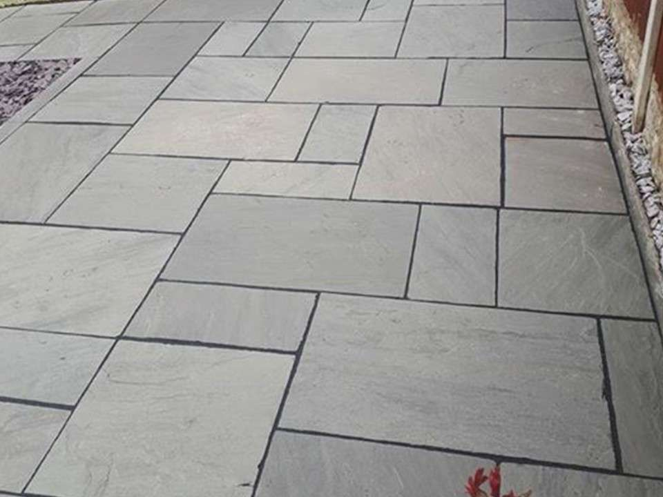 Indian Stone Driveways